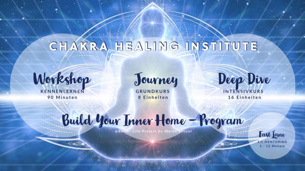 Chakra Healing Journey
