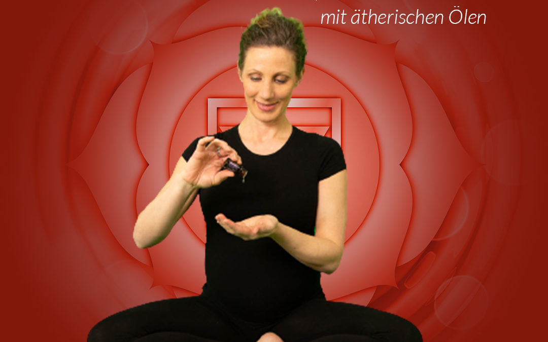 Meditationskurs: Chakra Healing Meditation & ätherische Öle